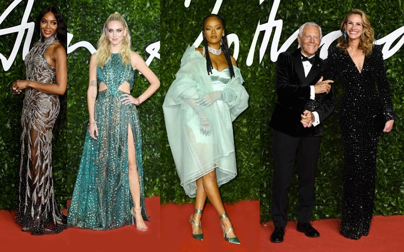 I vincitori dei British Fashion Awards 2019