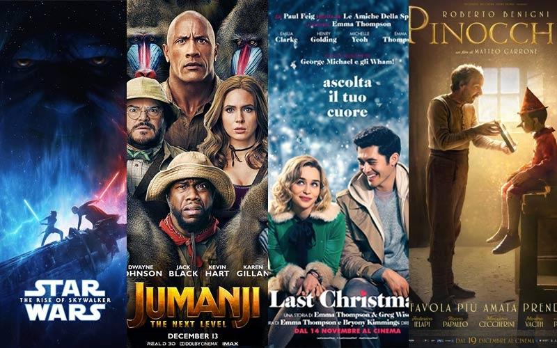 Film al cinema Dicembre 2019